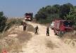 القدس: نشوب حريق واسع وإخلاء روضة اطفال