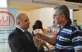شركات فلسطينية في لقاء مشترك مع أصحاب مصالح تجارية ورجال أعمال من البلاد