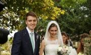 حفل زفاف نجل توني بلير بعروس من أصول تركية