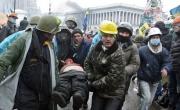 أوكرانيا: القصر الرئاسي بلا حراسة والمتظاهرون يرفضون مغادرة الميدان