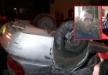 دبورية: حادث طرق مروع ومصرع احمد جوفي وسامي إكتيلات