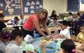 حيفا: فعالية الزيت والزيتون في مدرسة حوار للتعليم البديل