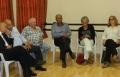 نشطاء سلام في سخنين واتفاق على تحكيم لغة العقل