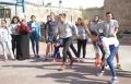 قمة النجاح لليوم الرياضي في مدرسة  اورط حلمي الشافعي عكا