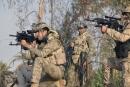 اشتباكات عنيفة بين القوات العراقية وداعش بالرمادي