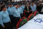 يانوح : الالاف يشيعون جثمان الشرطي زيدان سيف بحضور رئيس الدولة