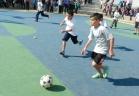 مدرسة راس العين الابتدائية عرابة , تقيم دوري كرة قدم يحمل بطياته مفتاح العودة الى القرى المهجرة .