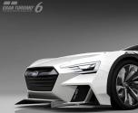 سوبارو تصمم أكثر سياراتها المستقبلية توحشا