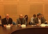النائب مسعود غنايم يشارك في جلسة لجنة الرفاه حول النقص في وظائف العمال الاجتماعيين