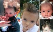 مسابقة تسريحات الشعر الأكثر غرابة بين الأطفال