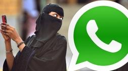 تحديث في واتس آب يؤدي إلى طلاق سعودية