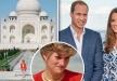 ويليام وكيت يسافران لالتقاط نفس صورة الأميرة ديانا منذ ربع قرن!