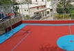حيفا: ترميم الملعب الرياضي في حي عين هيام