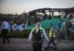 الشرطة تؤكد: منفذ عملية تفجير الحافلة، ابو سرور