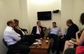 وزارة الخارجية الاسرائيلية تهاجم رئيس القائمة المشتركة ايمن عودة