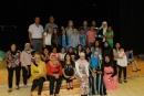مدرسة ابن رشد الابتدائية عرابة تبدع في عرض مسرحية عطال بطال