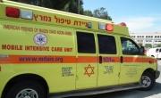أبو سنان: سقوط طفل من الطابق الثالث وجراحه بالغة