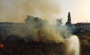 مسلسل الحرائق لم يصل نهايته،وحريق اخر في نهريا