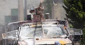 الاحتلال يقمع المـسيرات السـلمية الاسـبوعية