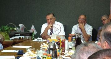 الناصرة: علي سلام يجتمع مع مبادرين لبناء دار البلدية