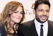 بعد إنفصال عامين محمد حماقي يعود لزوجته