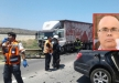 العفولة: مصرع رجل الأعمال ابراهيم بكر زعبي (60) عامًا في حادث طرق مروع