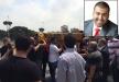 بالصور: وصول جثمان مازن دياب الى المسجد
