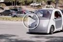 سيارة غوغل الجديدة من دون مقود قيادة ولا بريكات