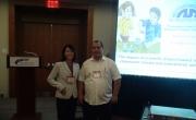 د. محمد حجيرات يشارك في المؤتمر العالميّ لتدريس الكيمياء في تورنتو - كندا