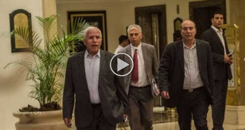 اسرائيل تهدم برجًا (14 طابقًا) بقصف وحشي تزامنًا مع الحديث عن عودة المفاوضات