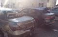 الناصرة: احراق سيارتين في شيكون العرب والشرطة تحقق