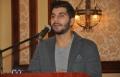 الفنان هيثم خلايله يعقد مؤتمرا صحفيا باريحا