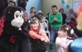 طلائع هلال القدس يشاركون باحياء يوم فرح ومرح لذوي الاحتياجات الخاصة