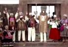 شاهد حفل تتويج الرئيس إيفو موراليس من السكان الأصليين