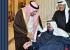 الصورة الرسمية الأخيرة للملك السعودي الراحل