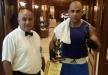 انجاز كبير: البطل البقاوي عبود قعدان يحرز بطولة قبرص للملاكمة