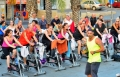 حيفا- ورشات رياضية مجانية في ميدان باريس