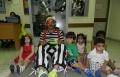 الاطفال في الناصرة يتطعمون ضد شلل الأطفال بأجواء بهيجة