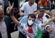 القاضي حر في المستشفى برام الله بعد اضراب 69 يومًا