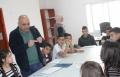 سخنين: طلاب مدرسة الحلان يشاركون في معرض الرسومات الطريق الى القدس