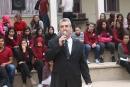 سخنين: مدرسة الحلان تحتفل بامهات طلابها بحفل كبير