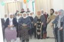 سخنين:نادي الامل يكرم الامهات بمناسبة عيدهن