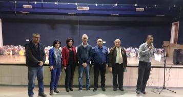 لجنة موظفي بلدية شفاعمرو تحتفل وتقدم الهدايا للموظفات بمناسبة يوم الأم