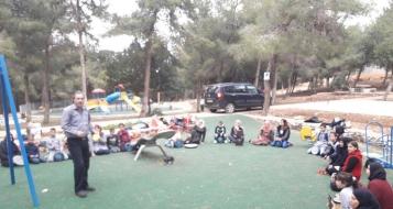 الاحتفال بعيد الام لطلاب قسم 360 – معاً من اجل اولادنا في مدرسة الفارابي الابتدائية