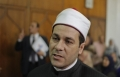 شيخ مصري يسخر من مظهر مرشد الإخوان بديع بلباس الإعدام