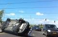 شارع 22 حيفا: اصابات بحادث بين دراجة نارية وسيارة