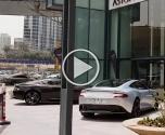 الخارقة أستون مارتن فولكان تصل إلى دبي