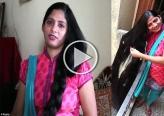 هندية صاحبة أطول شعر في العالم