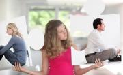 كيف أخبر أطفالي عن طلاقنا؟