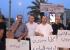 سخنين: الجبهة تنظم وقفة احتجاجية على سياسة هدم البيوت